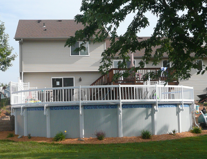 Premium Guard Pool Fence Installation