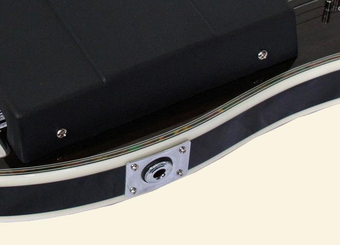 Oscar Schmidt OS11021 FSRE Autoharp