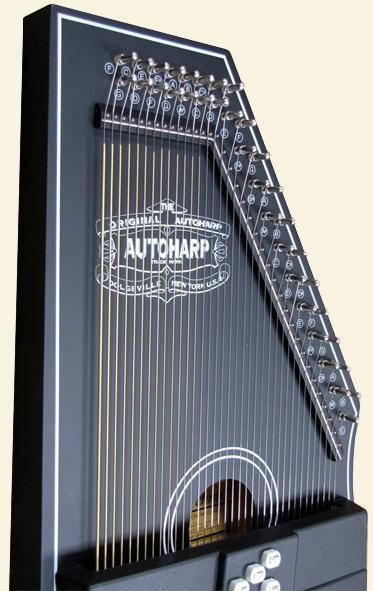 OS73C 1930s Reissue Autoharp