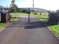 Estate Swing Gates