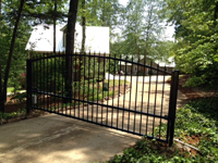 Estate Swing Gate with ES1600