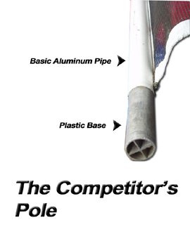 Competitor''s Pole