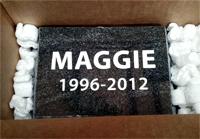Maggie Memorial
