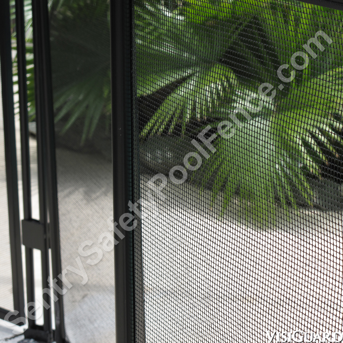 Mesh Fencing For Pool Mesh Fence Visibility