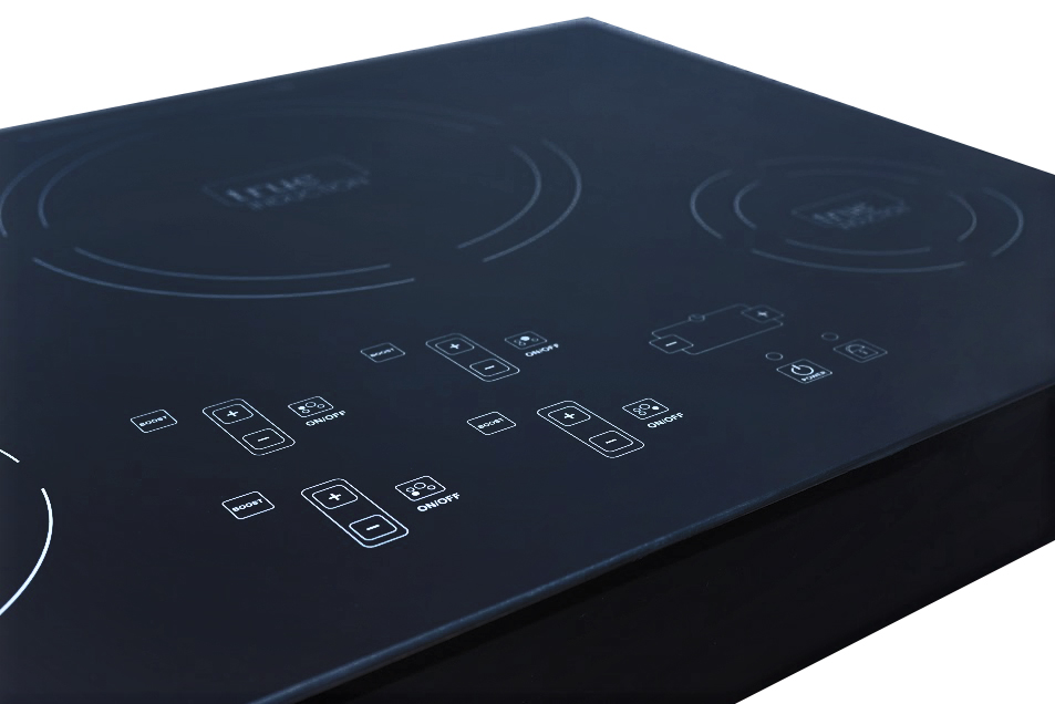 True Induction Double Angled View