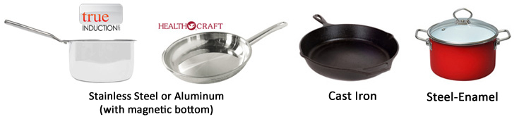 Compatible Cookware