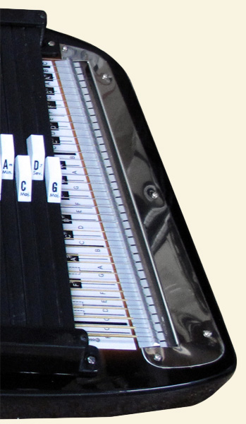 Oscar Schmidt OS151B Autoharp