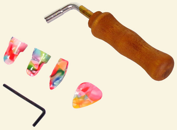 Tuning Wrench and Picks