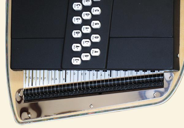 Oscar Schmidt OS120CN Autoharp