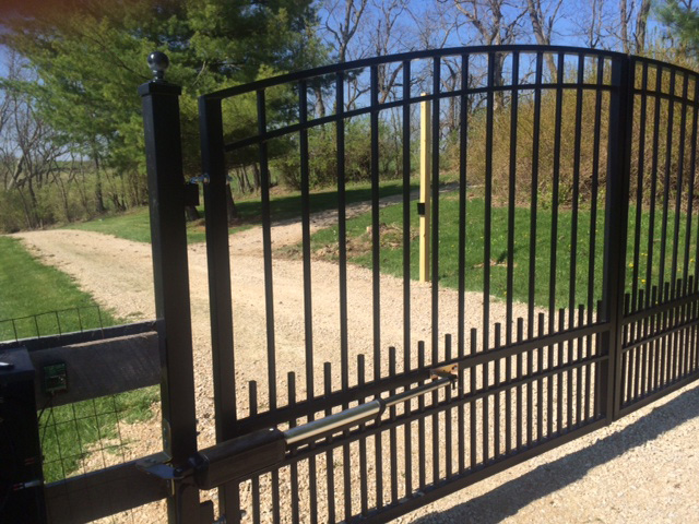 Estate Swing 1000D Gate Opener Installation
