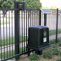 Operator on Gate