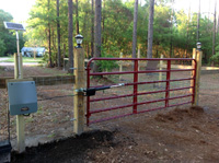 US Automatic Sentry 300 Single Swing Gate Opener