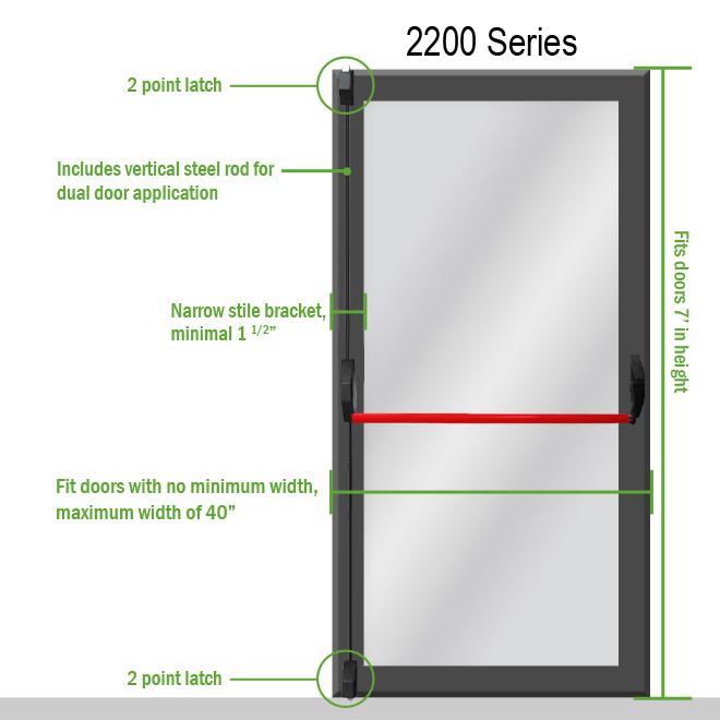 2200-Door