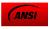 ANSI Standard 156.4