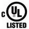 C-UL Certified