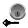 Cylinder Release Key